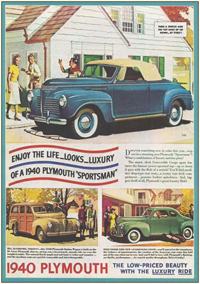 Plymouth|1940
